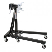 1,250 lbs. Capacity Engine Stand with Worm Gear