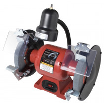 "8"" Bench Grinder with Light"