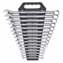 15 Piece SAE Combination Wrench Set
