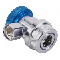 Low Side Manual Service Coupler for R-134A