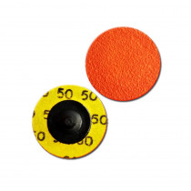 Cloth Quick-Change Disc 2In. 50 Grit