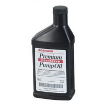 Premium High Vacuum Pump Oil - 16 oz. Case of 12