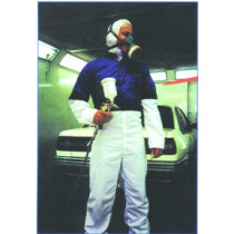 Anti-Static Spray Suit w/Hood (Large)