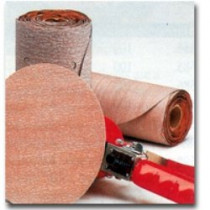 PSA Disc Roll 6In. 220 Grit A/O