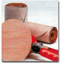 PSA Disc Roll 6In. 120 Grit A/O