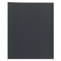 Paper Sheet 9 X 11  In. 600 Grit A/O