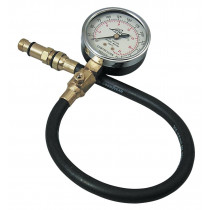 0-300 PSI 14mm and 18mm Compression Tester