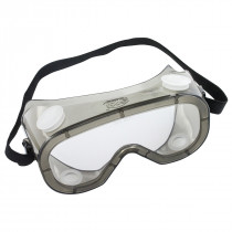 SAS Safety® Flexible PVC Chemical-Splash Goggles