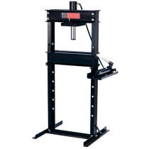 25 Ton Shop Press with Hand Pump