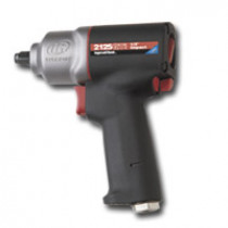 """1/2"""" Drive Mini Titanium Impact Wrench with """"Quiet Technology"""""""