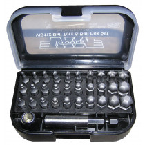 32 Piece Master Ball Drive Bit Set