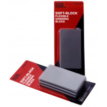 Soft Block® Flexible Sanding BLock - Pack of 3