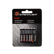 Streamlight AAAA Batteries (Pack of 6)