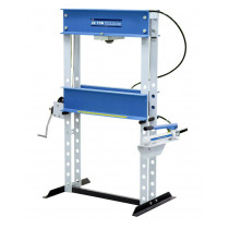 25 Ton Capacity Floor Press with Hand Pump