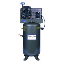 5 HP 80 Gallon Vertical Two Stage Electric Reciprocating Air Compressor