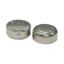 Button Type Battery  2/PK