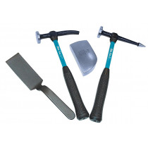4-Piece Body and Fender Kit with Fiberglass Handles