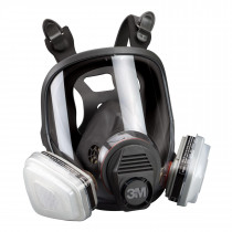 3M™ Full Facepiece Respirator Packout, Organic Vapor/P95, Large