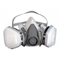3M™ Dual Cartridge Respirator Packout, Organic Vapor/P95, Large