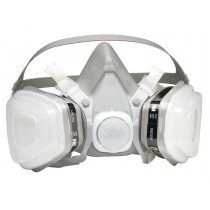 3M™ Dual Cartridge Respirator Assembly, Organic Vapor/P95, Small