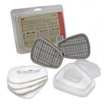 3M™ Replacement Cartridge/Filter Packout, Organic Vapor/P95