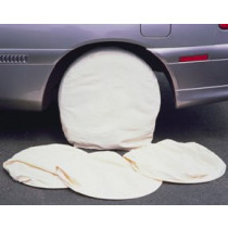 4 Piece Heavy Canvas Wheel Masker Set for 13-15in. Tires