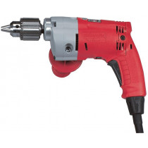 Milwaukee® 1/2 in. Reversible Magnum® Pistol Grip Electric Drill