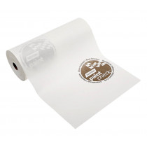 "12"" x 750' - White Polycoated Masking Paper"