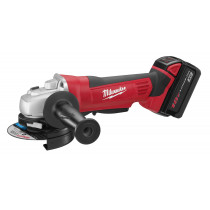 Milwaukee® M18™ Cordless 4-1/2 in. Cut-off / Grinder w/ (2) Lith-Ion Batteries Kit
