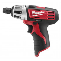 Milwaukee® M12™ Cordless 1/4 in. Hex Screwdriver (Bare Tool)