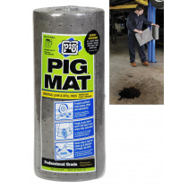 New Pig® Universal Light-Weight Absorbent Mat Roll - 15 in. x 50 ft. (60 Pads per Roll)
