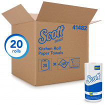 Kimberly-Clark Pro Scott® Kitchen Roll Towels (20 Rolls/Case)