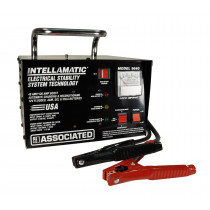 Automatic Bench Battery Charger-12V/40A with Override Switch