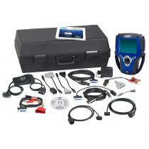 Genisys EVO™ Scan Tool Deluxe with USA 2012 Kit with Domestic / Asian / ABS and Heavy Duty Standard Software
