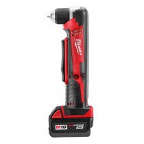 Milwaukee® M18™ Cordless Lith-Ion Right Angle Drill w/ (1) Battery Kit