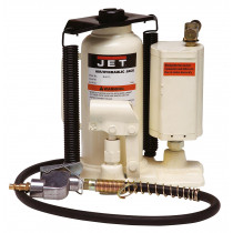 JET AHJ-20 20-Ton Air / Hydraulic Bottle Jack
