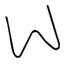 0.6mm Outside Corner Staples (Bag of 100)