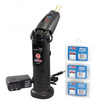 Cordless and Rechargeble Hot Stapler Plastic Repair Kit