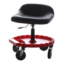 "Traxion Monster Seat II with All-Terrain 5"" Casters"