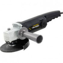 """Electric Angle Grinder, 4-1/2"""", 4 Amp Motor, 11,000 RPM, 5/8"""" Arbor, with Guard"""