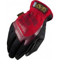 FastFit® Glove, Red, Small