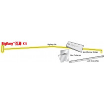 """""""Big Easy Glow"""" Glows in the Dark Lock Out Tool"""