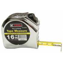 """3/4"""" x 16' Top Lock Tape Measure with SAE and Metric Markings"""