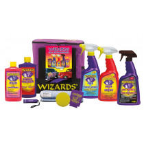 Wizards® Cool 7-Piece Kit for Detailing