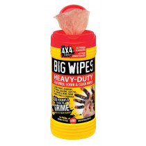 Big Wipes Heavy Duty Dual Side Cleaning Wipes