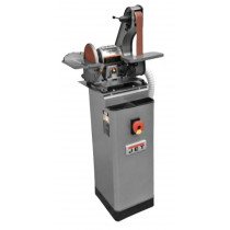 """10"""" Shop Bench Grinder and JPS-2A Stand"""