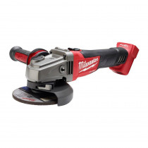 Milwaukee® M18™ FUEL™ 4-1/2 in. / 5 in. Grinder, Slide Switch Lock-On (Bare Tool)