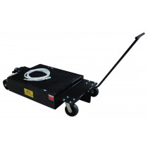 25 Gallon Low Profile Oil Drain with Electric Pump
