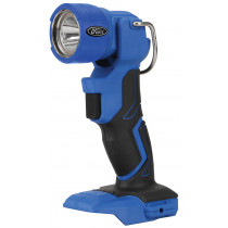 Ford Tools® 18 Volt 75-150 Lumens Flashlight, 3 Watt