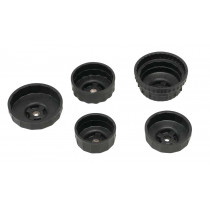 GearWrench 5-Piece 3/8 in. Drive Oil Filter End Cap Wrench Set